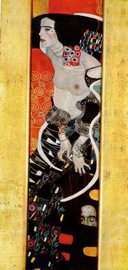 Judith...Klimt