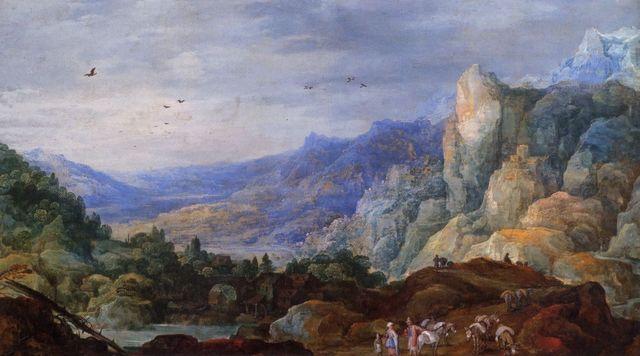 De Momper et Jan II Brueghel