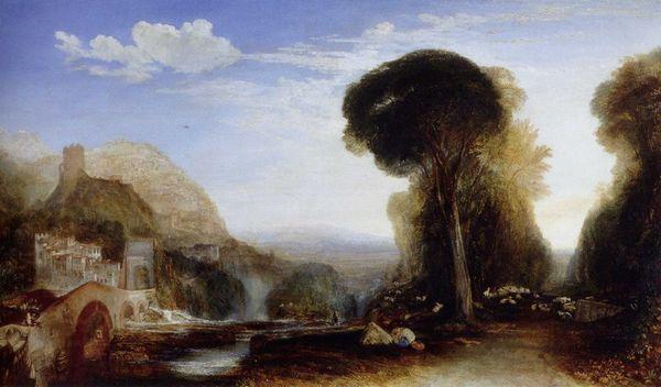 Turner, Palestrina
