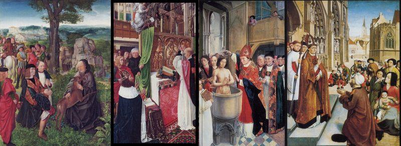 Maitre de ST Gilles