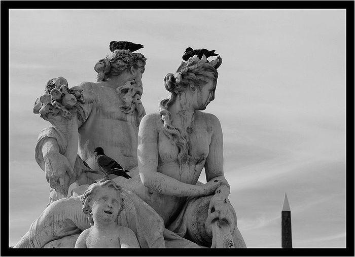 Statuestuileries