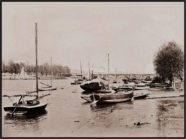 Seine à Argenteuil
