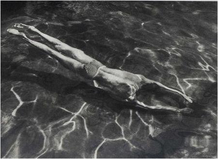 Le nageur, Hongrie