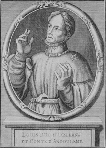 Louis d'Orléans