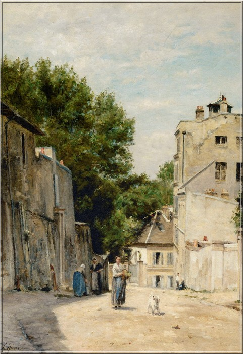S. Lépine Montmartre, rue St Vincent
