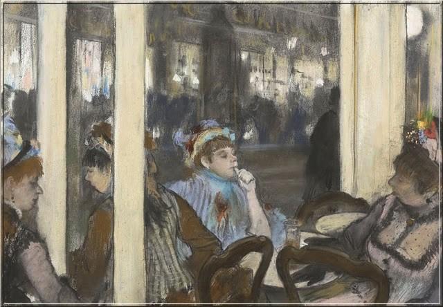 E.Degas