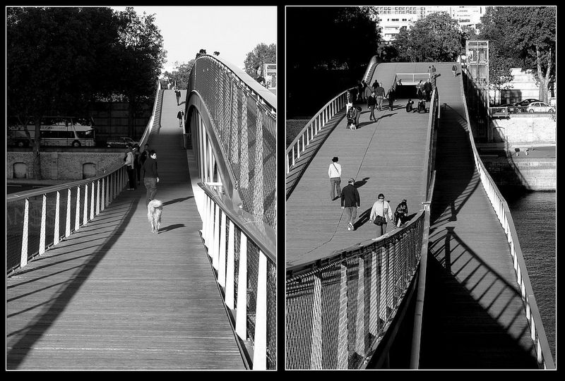 Passerelle Beauvoir
