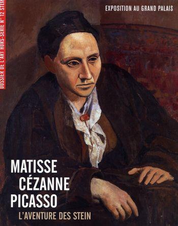 Picasso portrait de Gertrude
