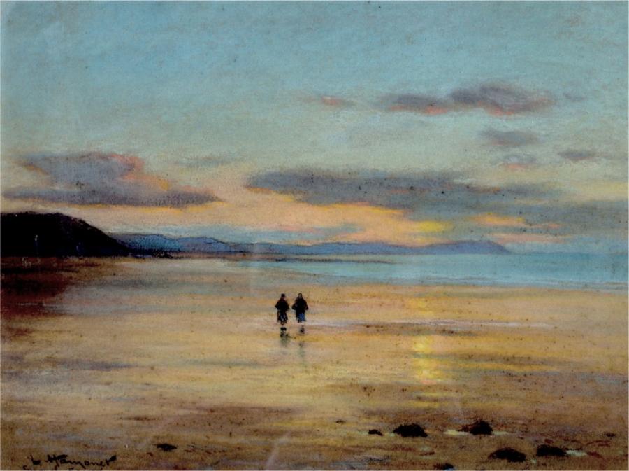 Hamonet plage de Carouel