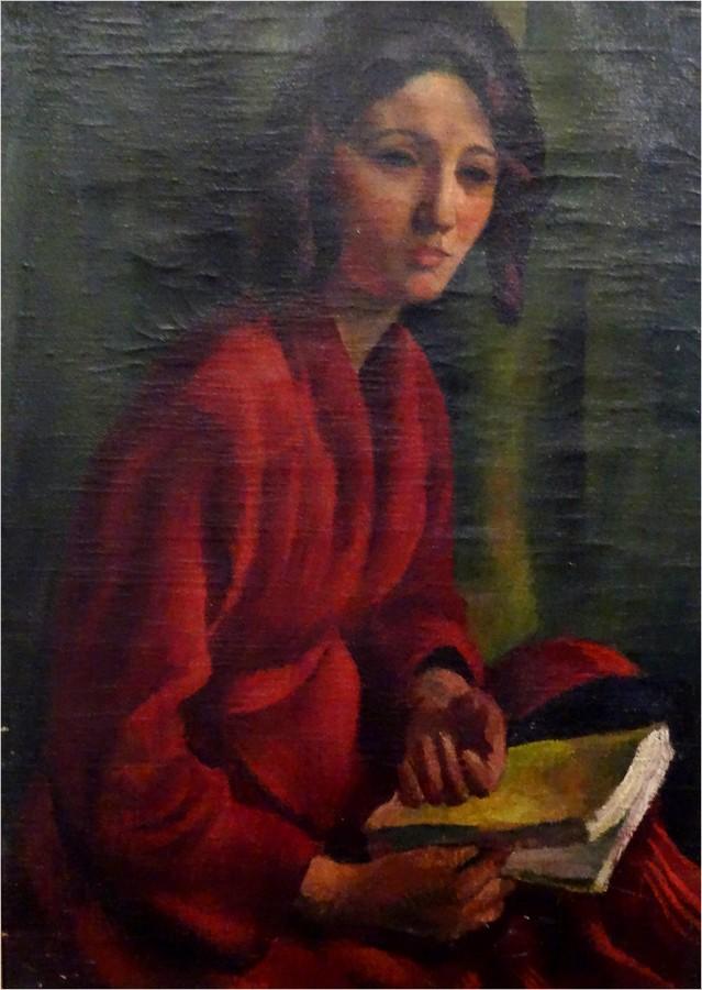 Lucie Magis 1925