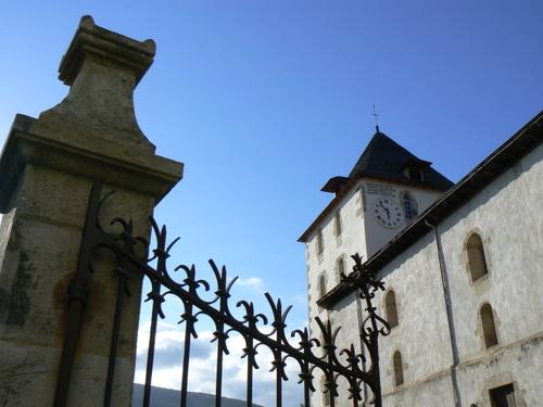 église de Sare