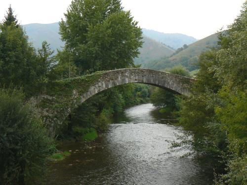 Pont romain de St Etienne de Baïgorry