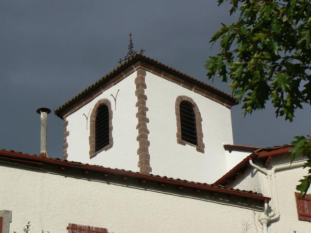 Biriatou, l'église